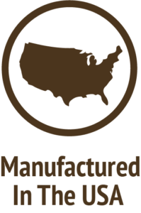 manufactured in usa brown icon do only good pet food