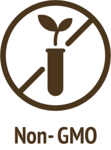 non GMO brown icon do only good pet food