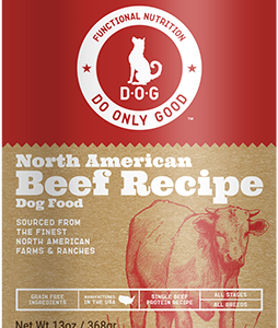 beef can dog health nutrition natural do only good pet food