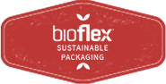 bioflex sustainable packaging red icon do only good pet food