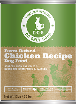 chicken can dog health nutrition natural do only good pet food