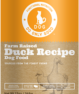 duck can dog health nutrition natural do only good pet food