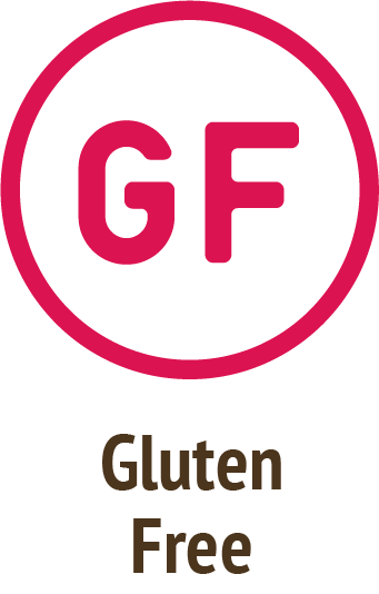 gluten free pink icon do only good pet food