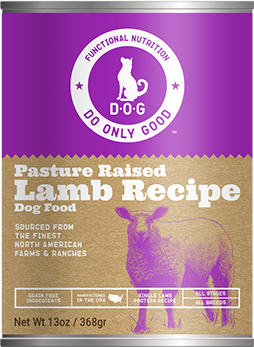 lamb can dog health nutrition natural do only good pet food