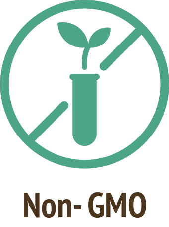 non GMO green icon do only good pet food