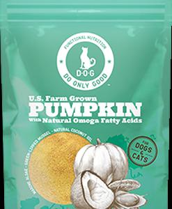 pumpkin supplement omega fatty acids health nutrition natural do only good pet food