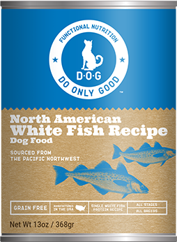 white fish can dog health nutrition natural do only good pet food